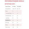 High5 ProteinBar Riegel Banana-Vanilla 60g
